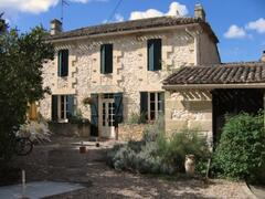 Property Photo: Guesthouse is on the same site as our self catering cottage La Vigne