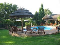 Property Photo: Our pool