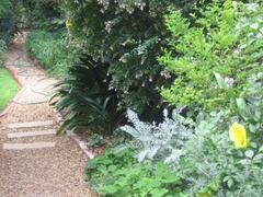 Property Photo: Side garden