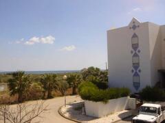 View to Apartment Praia Lota
