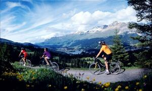 Mountain Biking in Lenzerheide
