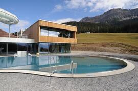 Lenzerheide Spa, just 10 mins from the Lodge