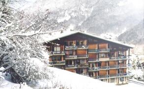 Property Photo: Le Major ski and summer apartment