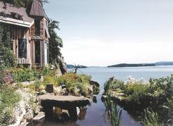 Property Photo: An idyllic waterfront haven with space for your soul to breathe.