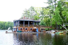 Boat House and Toys