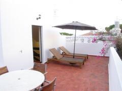 Sunroof terrace