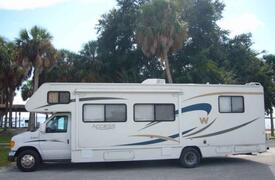 Property Photo: Camping at Fort Desoto - a lovely destination