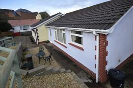 Property Photo: The Bungalow front elevation