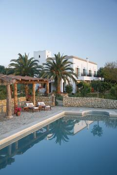 Property Photo: Cortijo with private Infinity Pool