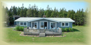 Property Photo: Heron Shoal Oceanfront Cottage