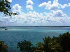 Property Photo: View of Laguna Bacalar