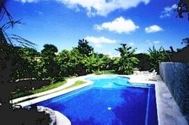 Property Photo: Swimming Pool at Amigo´s Cozumel