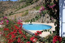 Finca Ortiz with private pool