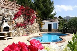 Property Photo: Finca Almencino with private pool