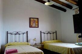 Finca Almencino with private pool