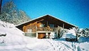 Property Photo: Chalet Le Crinaz