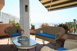 Private panoramic terrace