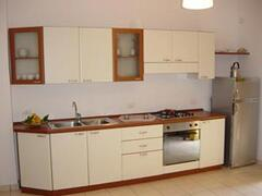 Well-furnished kitchen