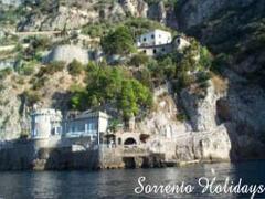 Enchanting place near the sea