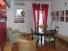 Property Photo: Dining area with table and chairs