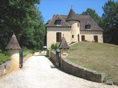 Property Photo: Our petit chateau!