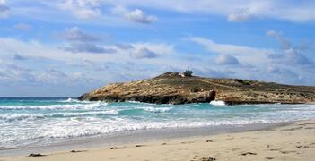 Son Bou beach