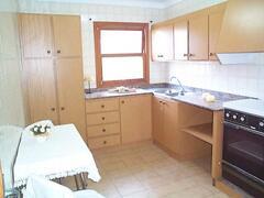 kitchen area, alcudia