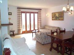 leaving room area in alcudia