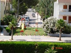 childrens park in alcudia