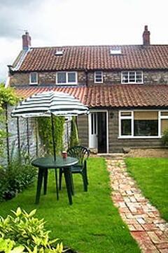 Property Photo: Bethesda - Holiday Cottage (rear garden)