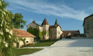 Property Photo: Chateau de Gurat, general view