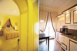 Ginevra apartment with jacuzzy bath