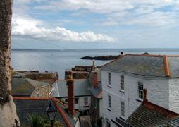 view from Mole Cottage