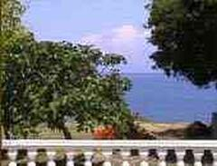 Yannis Marina Studios - view from the verandah