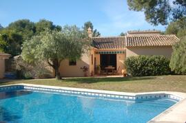 Property Photo: los almendros and pool