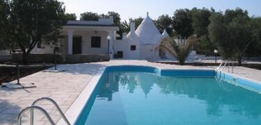 Property Photo: Villa/Trullo and Pool/Jacuzzi