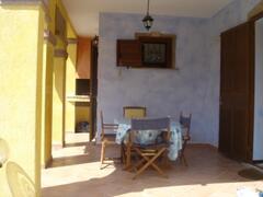 Property Photo: Patio area nea teh BBQ/Garden