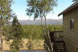 Property Photo: Alaska Creekside Cabins