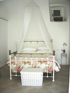 The property is beautifully furnished