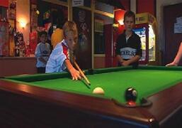 New pool tables added this year