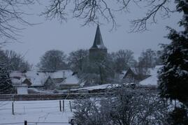 Diever in winter