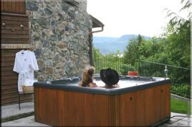 Property Photo: Hot Tub