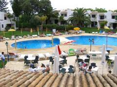 Pool by ala carte restaurant