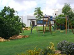 New childrens' play area near apartment