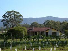 Property Photo: House Front overlooking Brokenback Range