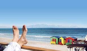 Property Photo: Muizenberg Beach Apartments