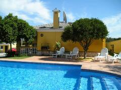 Property Photo: private pool and terrace