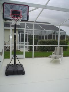 Basketball facilities