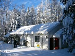 Property Photo: winter snow