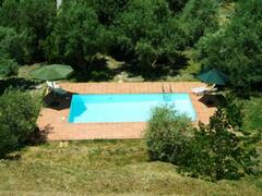 Property Photo: secluded salt water pool exclusively for guest